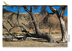 Elizabeth Lake Tree Carry-all Pouch