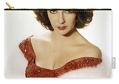 Elizabeth Taylor Carry-all Pouch by American School