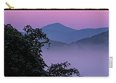Carry-all Pouch featuring the photograph Elk Knob by Tom Singleton