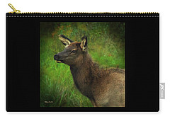 Elk Of Benezette Carry-all Pouch