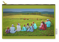 Elk Watch Carry-all Pouch