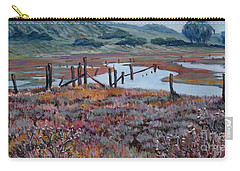 Elkhorn Slough Morning Carry-all Pouch