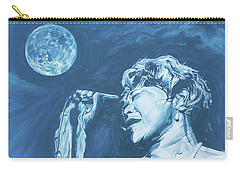 Ella Singing 'blue Moon' Carry-all Pouch