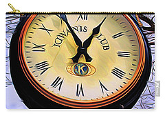 Ellicott City Clock Carry-all Pouch