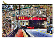 Ellicott City Carry-all Pouch