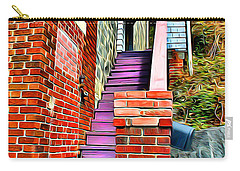 Ellicott City Steps Carry-all Pouch