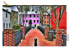 Ellicott City Walkway Carry-all Pouch