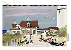 Elliptigo Art Carry-all Pouch