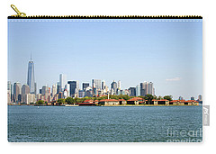 Ellis Island New York City Carry-all Pouch