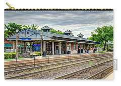 Elmhurst Il Metra Station 2018 Carry-all Pouch