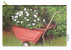 Eloise's Garden Cart Carry-all Pouch
