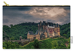 Eltz Castle Carry-all Pouch by Martina Thompson