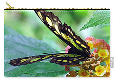 Elusive Butterfly Carry-all Pouch