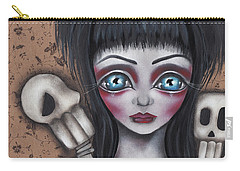 Elvira Carry-all Pouch by Abril Andrade Griffith