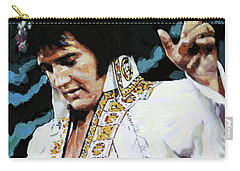 Elvis - How Great Thou Art Carry-all Pouch