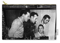 Elvis, Jerry Lee, Johnny Cash Sun Studio Memphis  Carry-all Pouch