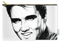 Elvis Carry-all Pouch by Lin Petershagen