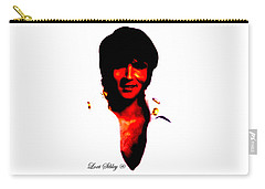 Elvis By Loxi Sibley Carry-all Pouch