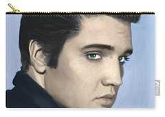 Elvis Carry-all Pouch by Paul Tagliamonte