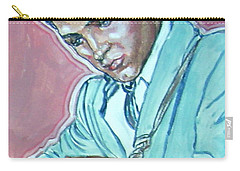 Elvis Presley Carry-all Pouch by Bryan Bustard