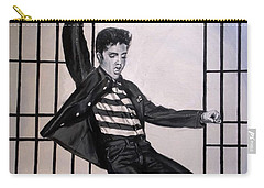 Elvis Presley Jailhouse Rock Carry-all Pouch