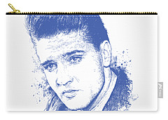 Music Rock Elvis Presley Carry-All Pouches