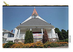 Emanuel Lutheran Church  Patchogue Ny Carry-all Pouch