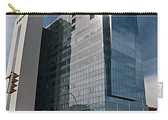 Carry-all Pouch featuring the photograph Embassy Suites 2916 by Guy Whiteley