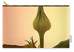 Carry-all Pouch featuring the photograph Embrace by Joyce Dickens