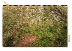 Carry-all Pouch featuring the photograph Embrace The Journey by John M Bailey
