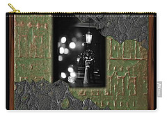 Embrace Through The Green Door Carry-all Pouch