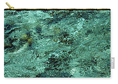 The Emerald Beauty Carry-all Pouch by Helga Novelli