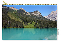 Emerald Lake, British Columbia Carry-all Pouch