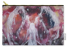 Emerald Rainbow Carry-all Pouch by Cheryl Pettigrew