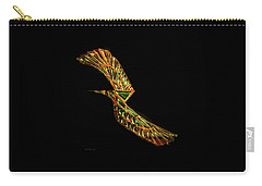 Emerald Wings Carry-all Pouch