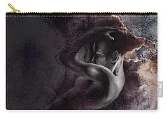 Emergent 1b - Textured Carry-all Pouch