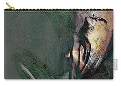 emergent II - textured Carry-all Pouch