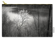 Carry-all Pouch featuring the photograph Emlenton by EDi by Darlene