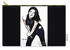 Emma Peel #1 Carry-all Pouch
