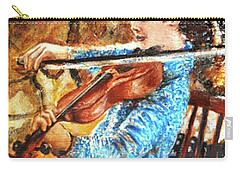 Emma's Violin Carry-all Pouch