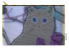 Emmy #43 Carry-all Pouch by Barbara Tristan