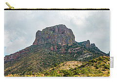 Emory Peak Chisos Mountains Carry-all Pouch