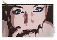 Emotive Pop Art Carry-all Pouch