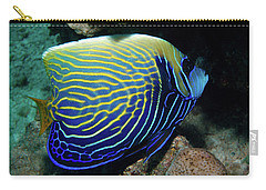 Emperor Angelfish, Red Sea 1 Carry-all Pouch