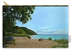 Empire Beach And Dunes Carry-all Pouch