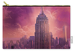 Empire State Building Sunset Carry-all Pouch