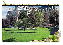 Empress Hotel Carry-all Pouch