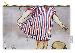 Emprunt National Propaganda Poster, 1920 Carry-all Pouch