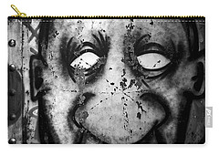 Empty Eyes Carry-all Pouch