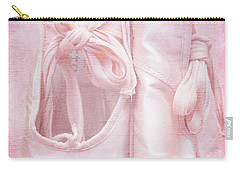 En Pointe Carry-all Pouch by Iryna Goodall